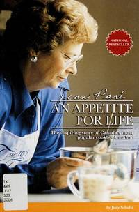 Jean Pare An Appetite For Life The Inspiring Story Of Canada's Most Popular Cookbook Author