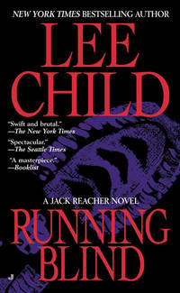 image of Running Blind (Jack Reacher, No. 4)