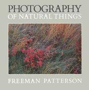 Photography of Natural Things
