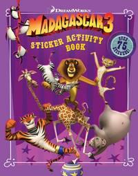 Madagascar 3: Sticker Activity Book