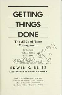 image of Getting Things Done: The ABCs of Time Management
