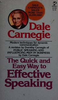 The Quick and Easy Way to Effective Speaking by Carnegie - Paperback - [ Edition: reprint ] - from BookHolders (SKU: 6149946)