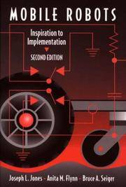 Mobile Robots: Inspiration to Implementation, Second Edition by  Anita M  Bruce A.; Flynn - Paperback - from Borgasorus Books, Inc and Biblio.com