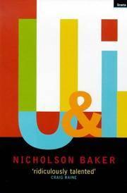 U & I : A True Story Baker, Nicholson