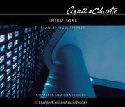 image of Third Girl: Complete_Unabridged by Agatha Christie (2003-08-18)
