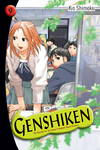 image of Genshiken: The Society for the Study of Modern Visual Culture, Volume 9