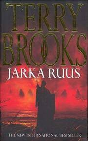 Jarka Ruus - Book 1 of the High Druid of Shannara Series