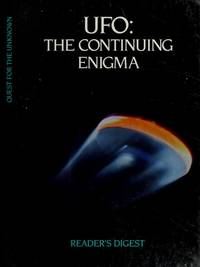 UFO : The Continuing Enigma  (Quest for the Unknown)