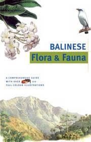 Discover Indonesia: Balinese Flora and Fauna (Discover Indonesia Series)