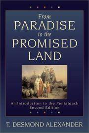 image of From Paradise to the Promised Land: An Introduction to the Pentateuch