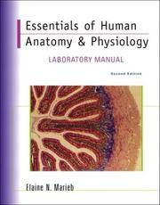 Essentials Of Human Anatomy  Physiology Lab Manual, Second Edition