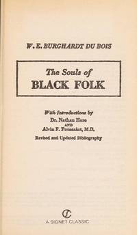 image of The Souls of Black Folk (Signet Classics)