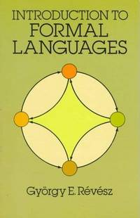 Introduction to Formal Languages.