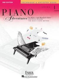 Level 1 - Technique & Artistry Book: Piano Adventures