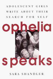 Ophelia Speaks