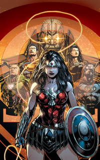Her Greatest Battles (Wonder Woman)