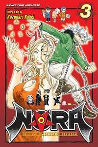 NORA: The Last Chronicle of Devildom, Vol. 3 (3)