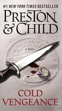 Cold Vengeance - an Agent Pendergast Novel