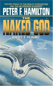 Naked God part 1: Flight - Night's Dawn vol. 3