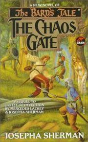 The Chaos Gate (A Novel of the Bard's Tale)