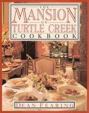 Mansion on Turtle Creek Cookbook