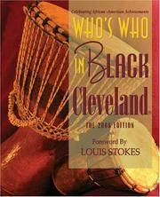 Who's Who In Black Cleveland: The 2006 Edition