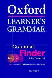 Oxford Learner\'s Grammar