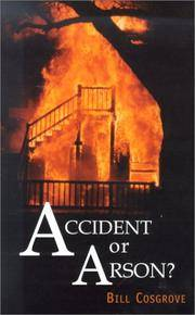 image of Accident or Arson?
