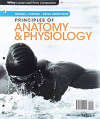 image of Principles of Anatomy and Physiology: 15e Loose Leaf Print Companion E-Text with EPUB Reg Card Set
