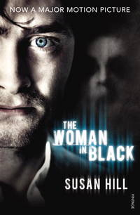 image of Woman in black