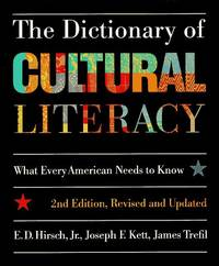 DICTIONARY OF CULTURAL LITERACY