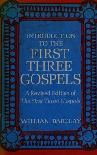 image of Introduction to the First Three Gospels