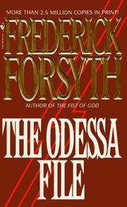 The Odessa File by Frederick Forsyth - 1983-03-01