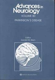 Parkinson's Disease (1999, Hardcover) (Hardcover, 1999)