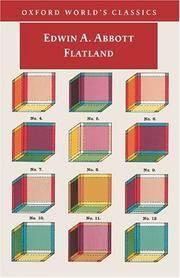 Flatland: A Romance of Many Dimensions (Oxford World's Classics)