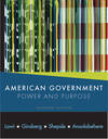 image of American Government: Power and Purpose (Eleventh Edition (with policy chapters))