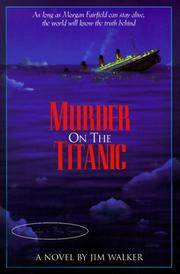 Murder on the Titanic (Mysteries in Time Series)