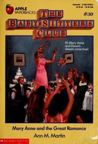 image of Mary Anne and the Great Romance (Baby-Sitters Club, No. 30)