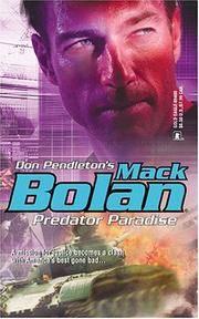 Predator Paradise (Don Pendleton's Mack Bolan)