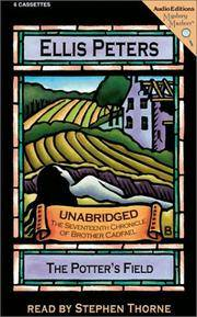 image of The Potter's Field: The 17th Chronicle of Brother Cadfael (Mystery Masters Series)