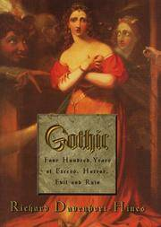 image of Gothic : Four Hundred Years of Excess, Horror, Evil and Ruin