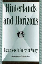 HINTERLANDS & HORIZONS (Global Encounters: Studies in Comparative Political Theory)
