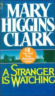 A Stranger Is Watching (Turtleback School & Library Binding Edition)