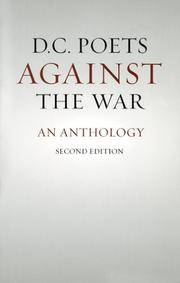D. C. Poets Against the War: An Anthology