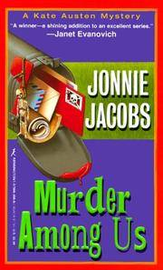 Murder Among Us [Mass Market Paperback]  by Jacobs, Jonnie