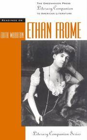 Readings on Ethan Frome by Chris Smith - Hardcover - 2000 - from ThriftBooks (SKU: G0737701986I3N00)