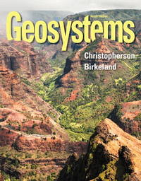 4th Edition An Introduction to Physical Geography Fourth Canadian Edition Geosystems