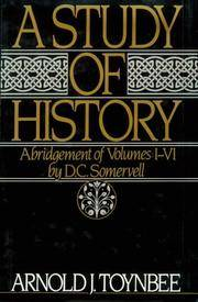 image of A Study of History: Abridgement of Volumes I-VI
