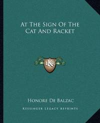image of At The Sign Of The Cat And Racket
