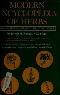 Modern Encyclopedia of Herbs
